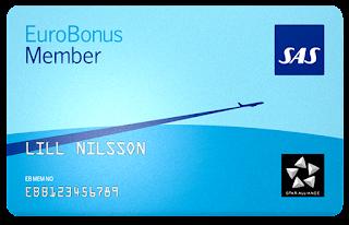 شرح الحصول على بطاقة Eurobonus مجانا والربح منها
