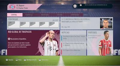 FIFA 14 Bayern Munchen Theme 17-18 By DerArzt26