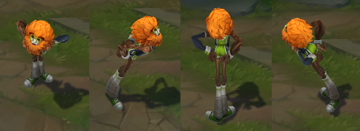 Surrender At 20 319 Pbe Update New Skins Chroma And More