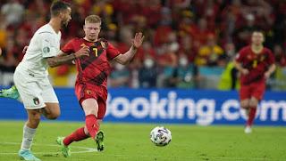 Η Ιταλία νίκησε 2-1 το Βέλγιο και πέρασε στα ημιτελικά του Euro2020