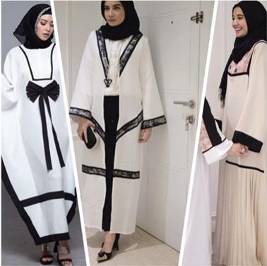 gambar model baju muslim terbaru 2016