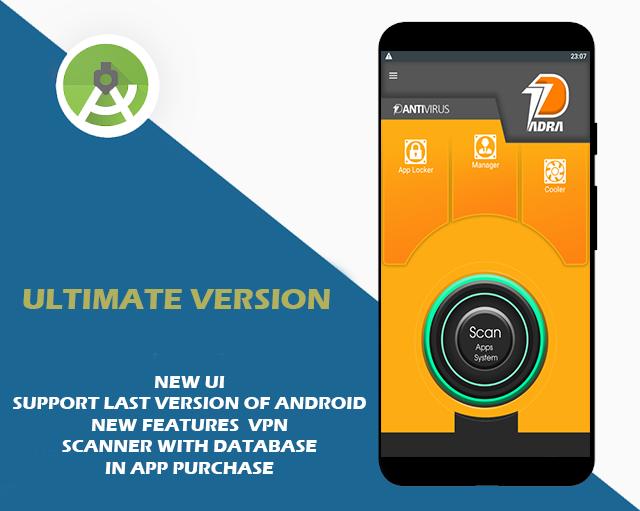 Antivirus + Applock + Booster + Cleaner ---update v3--- - 4
