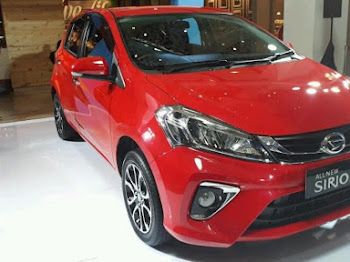 Penjualan Kecil, Pemasaran Daihatsu Sirion Masih Dianggap Sesuai Target