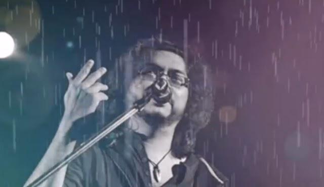 Komlo Megheder Ojon lyrics Rupam Islam song lyrics