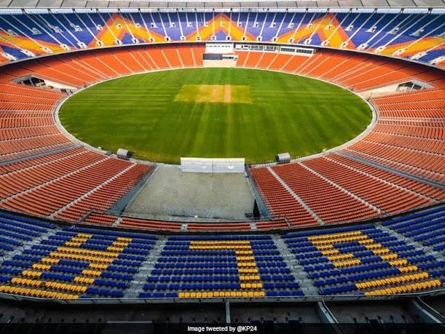 The new name of this state-of-the-art stadium is Narendra Modi Stadium