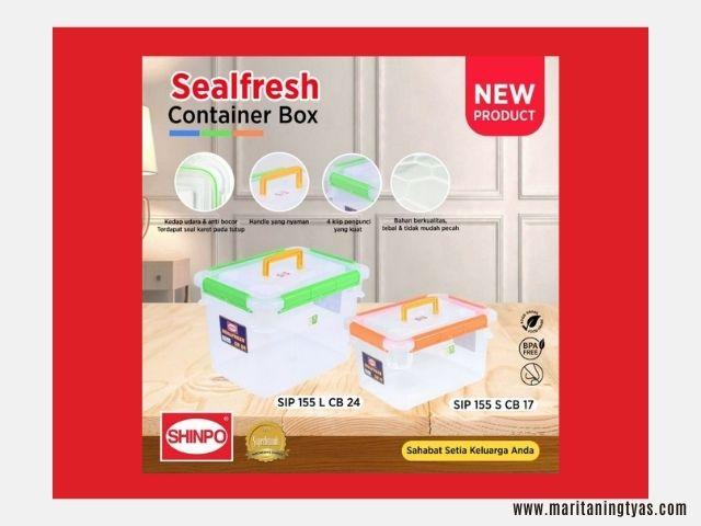 Container Box SEALFRESH Shinpo