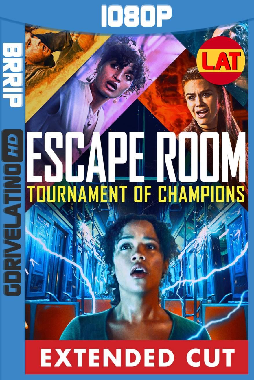 Escape Room 2: Reto Mortal (2021) EXTENDED BRRip 1080p Latino-Ingles MKV