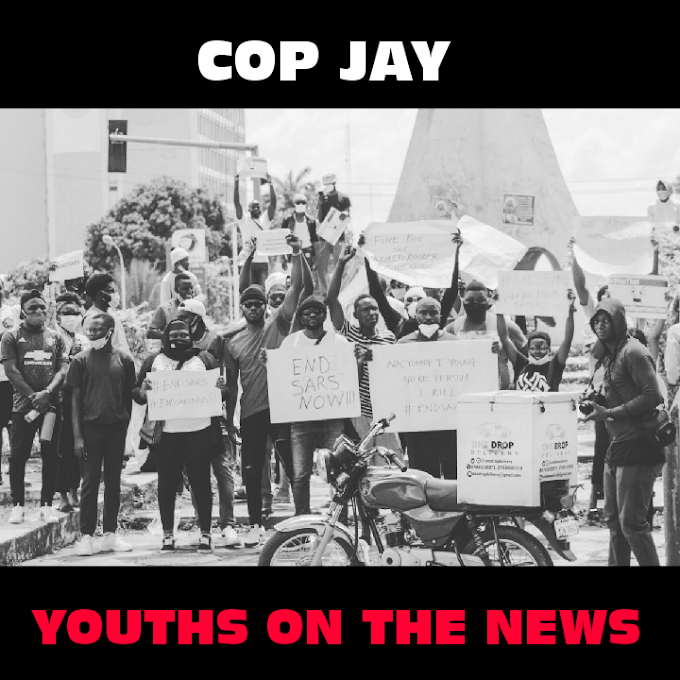 Cop Jay – Youths On The News (Video +Audio)