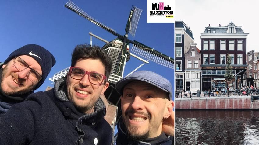 Tre amici ad Amsterdam
