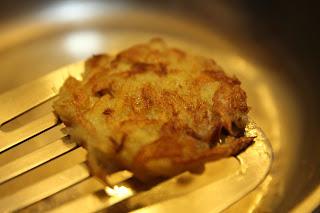 Kartoffelpuffer gluten-free organic appetiser recipe