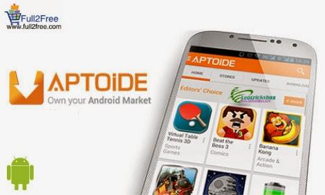 Android App : Aptoide v5.2.0.2 Ad-Free Mod