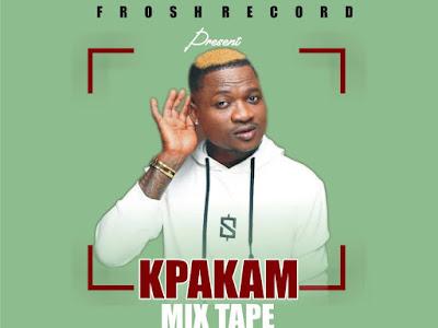 FAST DOWNLOAD : Dj Spirit Ogakan - Kpakam Mixtape