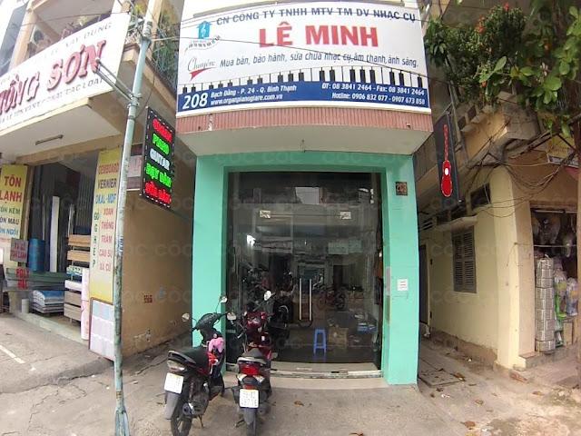 Đánh giá Nhạc cụ Lê Minh - Địa điểm mua guitar giá rẻ tại Làng Đại học Quốc gia