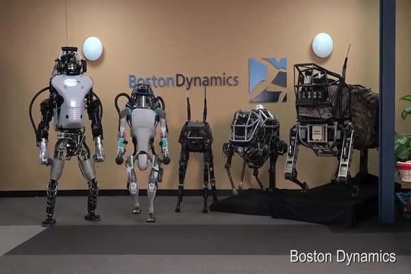تقارير: شركة جديدة تستعد للاستحواذ على روبوتات بوسطن ديناميكس