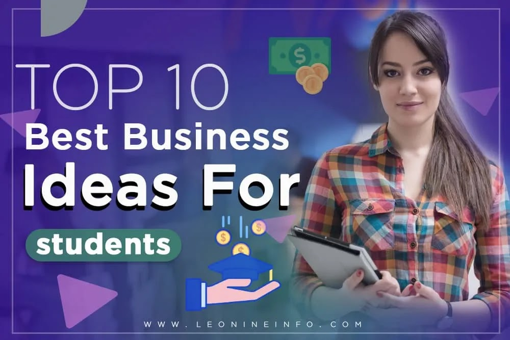 Top 10 Business Ideas For Students 🤑Without Investment 2020