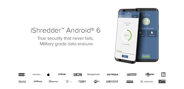 قم بتنزيل Secure Erase باستخدام iShredder 6 Full 6.2.1 - تطبيق إزالة الملفات دون إمكانية الاسترداد لنظام الاندرويد