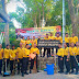 Kepolisian Resort Gresik Gelar Bhakti Religi Dengan Semangat TOGETHER WE CAN DO THE BEST