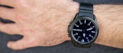سعر و مميزات و مواصفات ساعة جالكسي 3 واتش تيتانيوم الذكية Galaxy Watch 3 Titanium