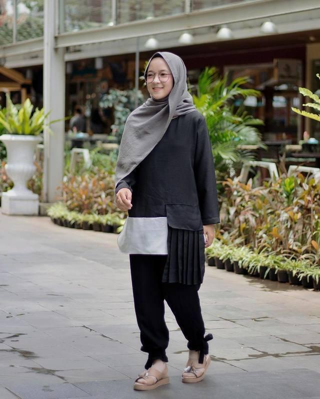 Tutorial Hijab Ala Nissa Sabyan Gambus