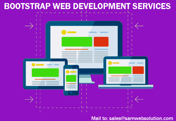bootstrap web development services provider