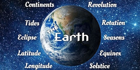 Earth:  The Blue Planet - Geography