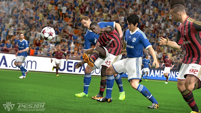 Pro Evolution Soccer 2014 Full Crack