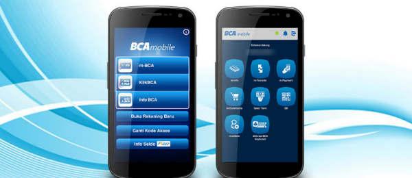 Cara Registrasi Nomor HP di m-BCA Via Mesin ATM