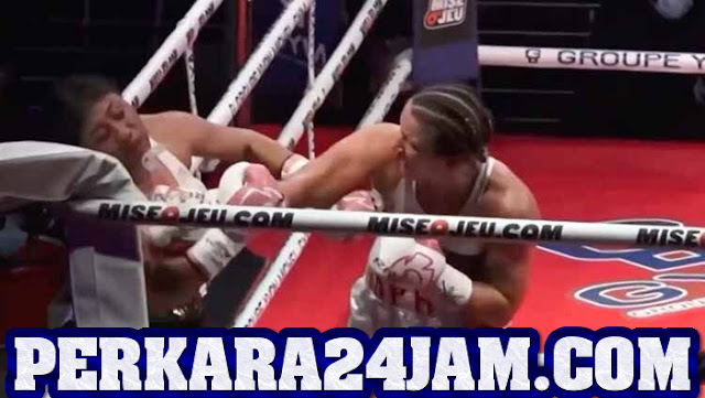 Jeanette Zacarias Zapata Meninggal Dunia Usai Kalah KO Dan Koma