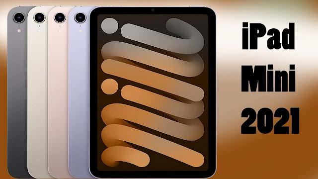 هاتف iPad Mini 6 2021