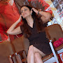 tabu thunder thighs show in sitting crossed legs