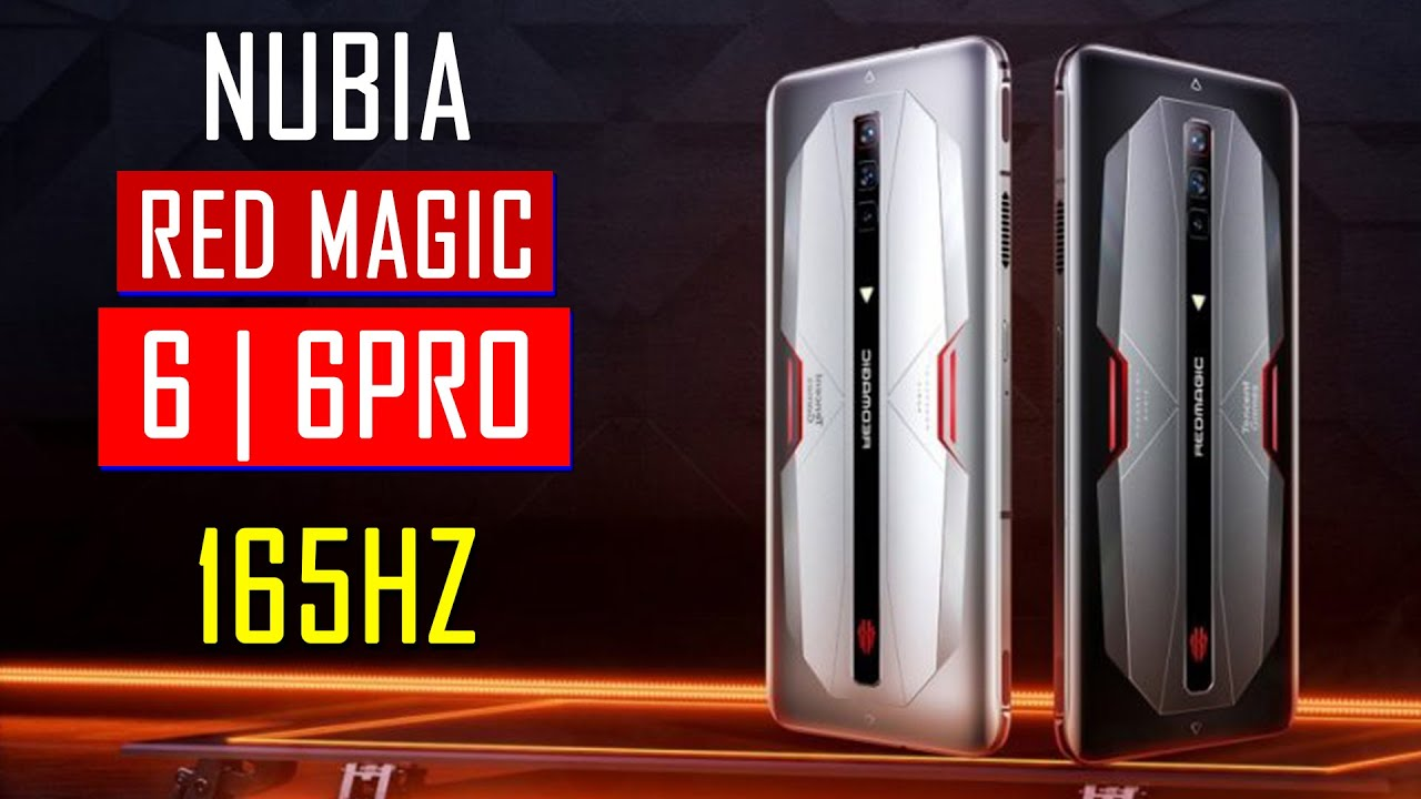 Red Magic 6, Red Magic 6 Pro