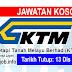 Job Vacnacy at Keretapi Tanah Melayu Berhad (KTMB)