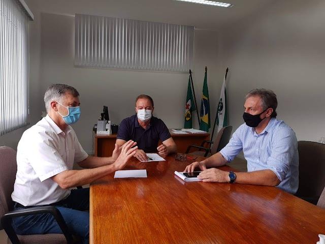 Deputado Luizão traz emenda para construir um CMEI no Parque Embu em Colombo