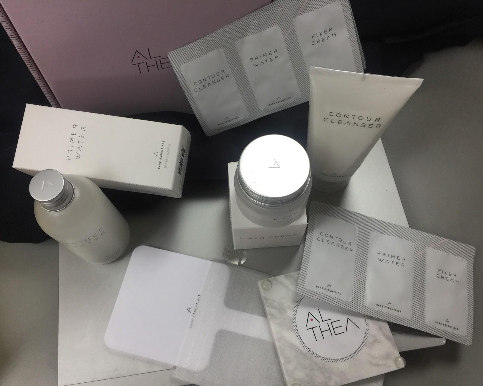 beauty produk, produk pembersihan wajah mudah guna, althea, gosip terkini