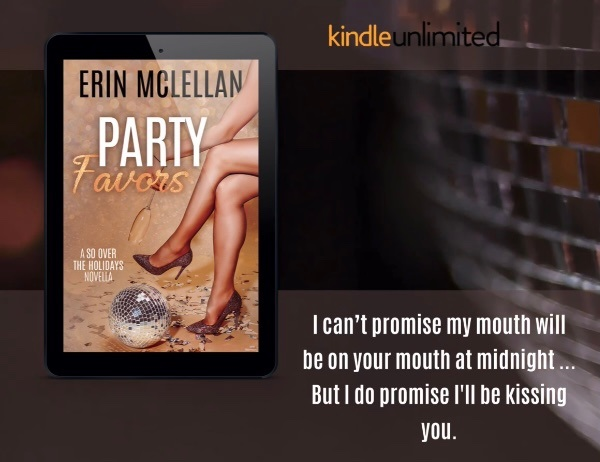 I can promise my mouth will be on your mouth at midnight… But I do promise I'll be kissing you.