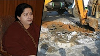 Where is CM Jayalalitha's memorial planned ?