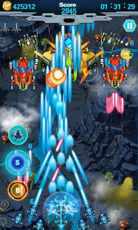 Galaxy Wars - Space Shooter v1.0.3 [Final] [Mod]