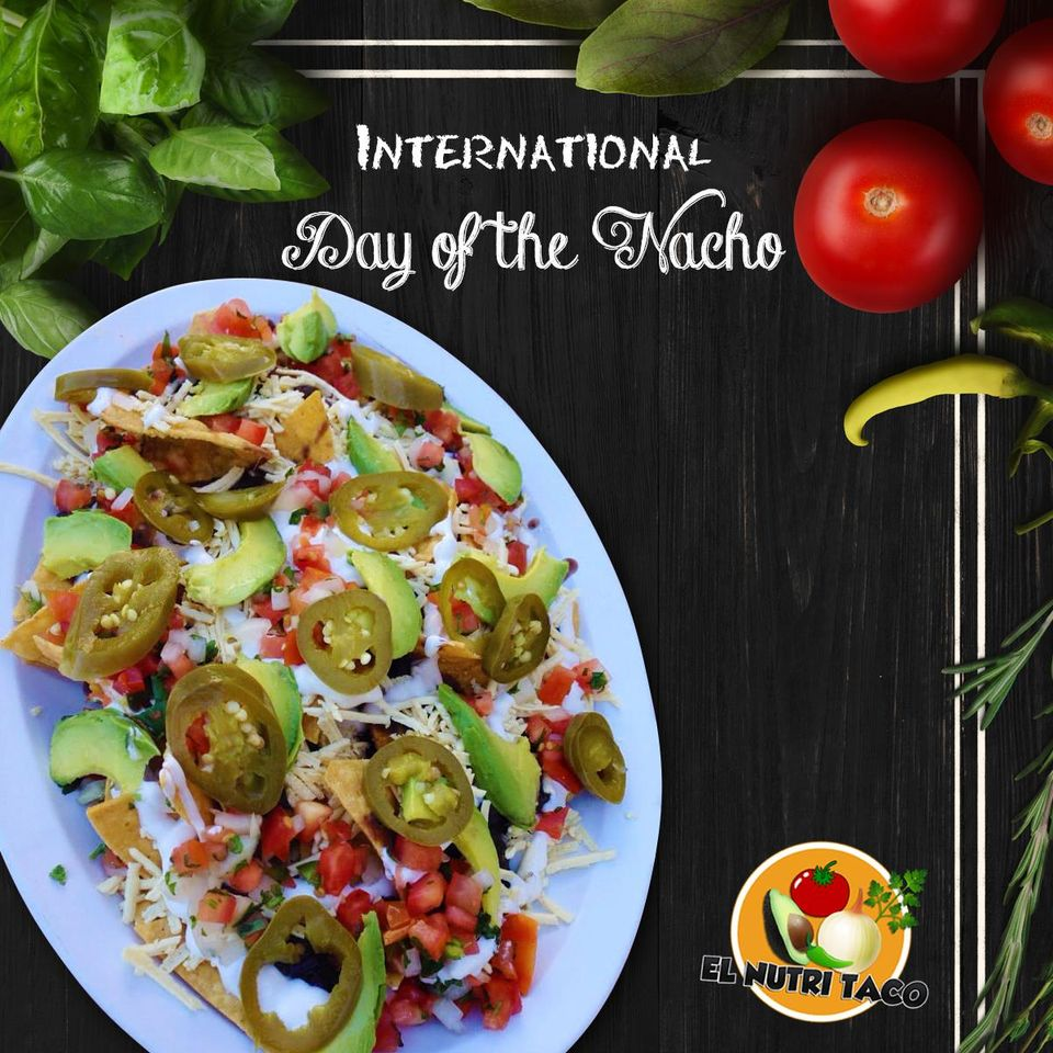 International Day of the Nacho Wishes for Whatsapp