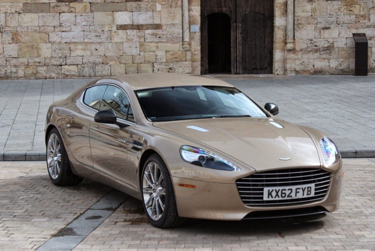 2015 Aston Martin Rapide S Wallpapers