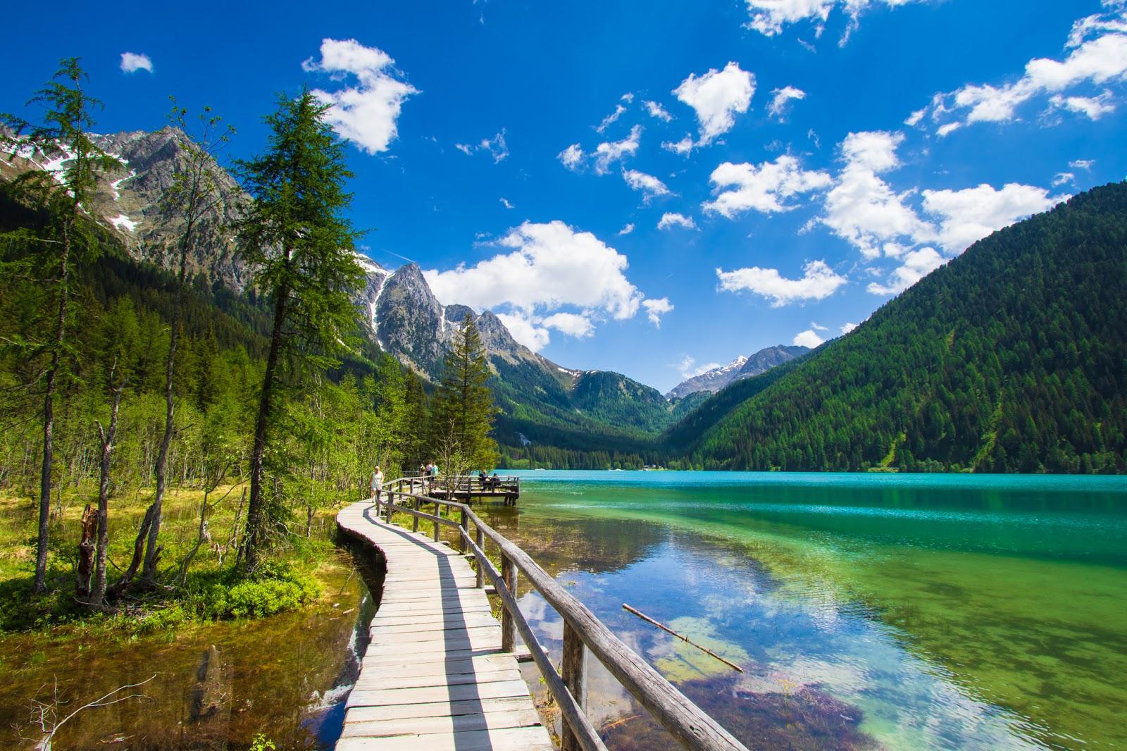 Cosa vedere in Trentino Alto Adige in una settimana d'estate