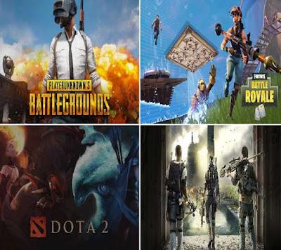 Bagi Gamer Kaya Kuota, Ini Game Online 2019 yang Harus Dimainkan!