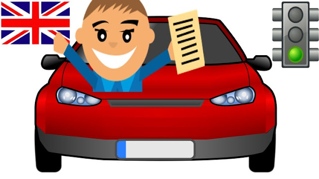 UK Practical Driving Test for Car