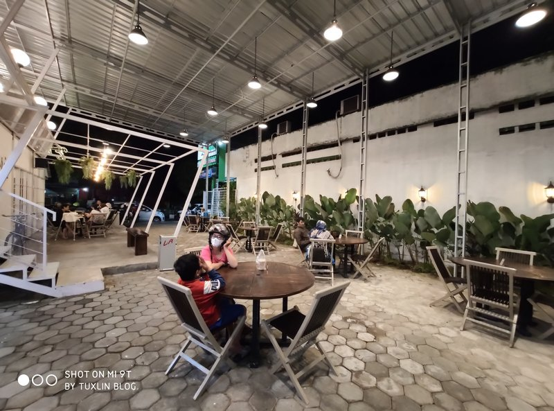 Hasil Foto Kamera Wide Angle Xiaomi Mi 9T
