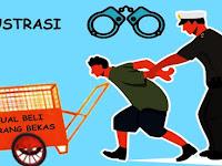 Usai Tangkap 3 Komplotan Pencuri Kabel Milik Tonasa, Kini Giliran Penadah Digiring Kepolisi