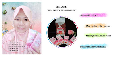 Review shinjumi vita milky