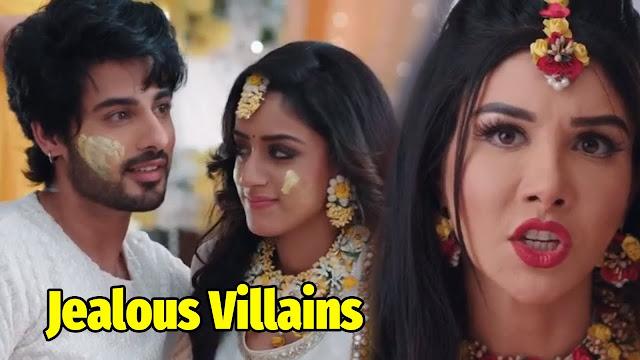 Future Story : Rudraksh Prisha's romantic eye-lock making love confession in Yeh Hai Chahatein