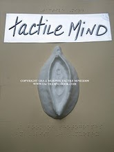 capa do livro Tactile Minds