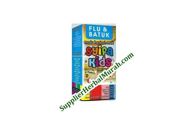 Madu Syifa Kids Flu dan Batuk
