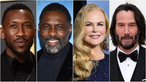 ⭐ Mahershala Ali, Nicole Kidman, Keanu Reeves y mas nos ayudaran a mantener la CALMA en HBO MAX