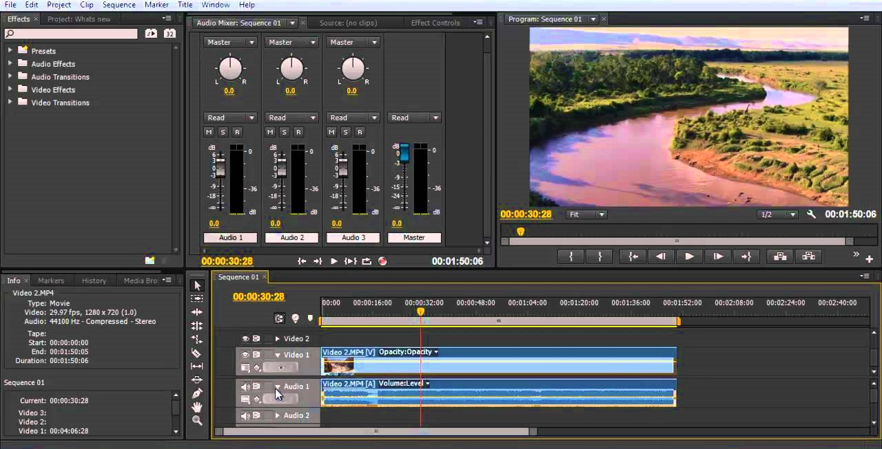 Adobe Premiere CS6 Full Version